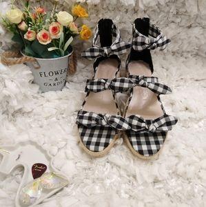 NWOT Nine West Sandals Size 8